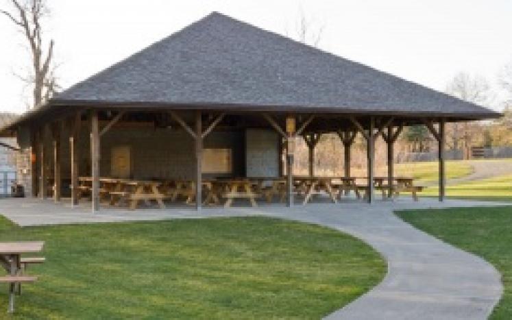 Schodack Park Pavilion