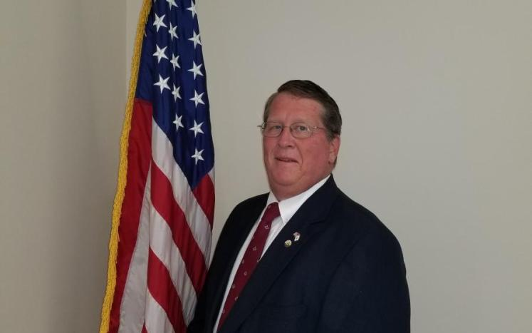 picture of Supervisor Harris